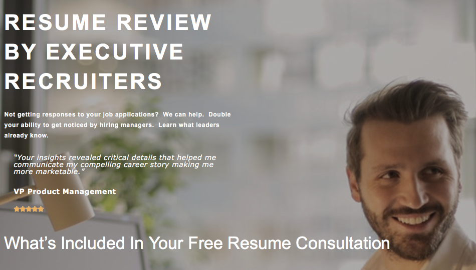 resume review check service